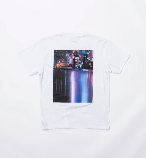 【ギルドプライム/GUILD PRIME】 【Education from Youngmachines】MEN JIRO KONAMI コラボTシャツ(NIGHT)