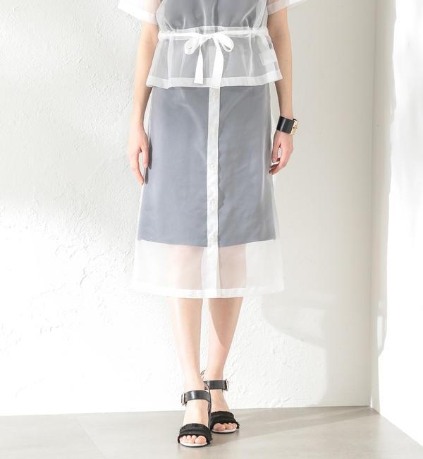 【ラブレス/LOVELESS】 【LOVELESS】WOMEN シアースカート