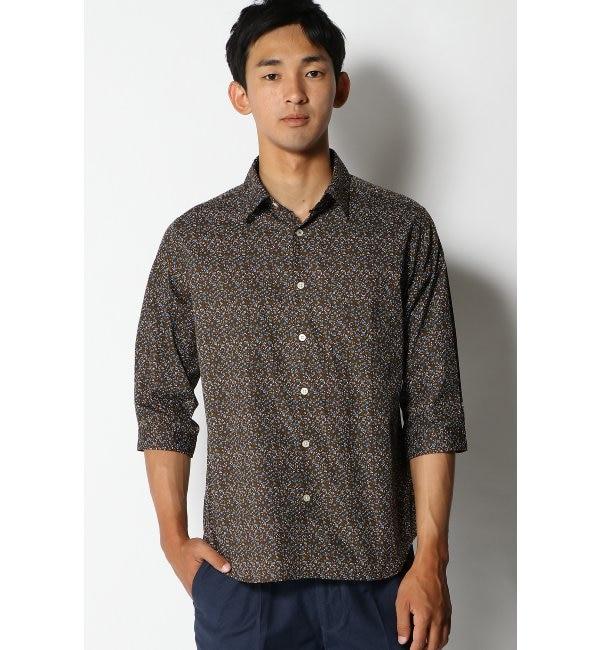 【イッカ/ikka】 7SフラワーPTシャツ