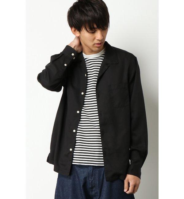 【イッカ/ikka】 【WEB限定】オープンカラーシャツセット