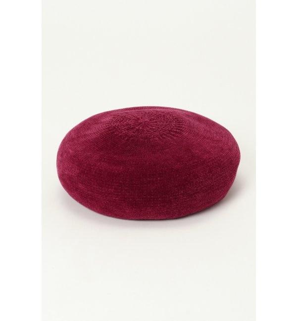 【イッカ/ikka】 モールベレー帽