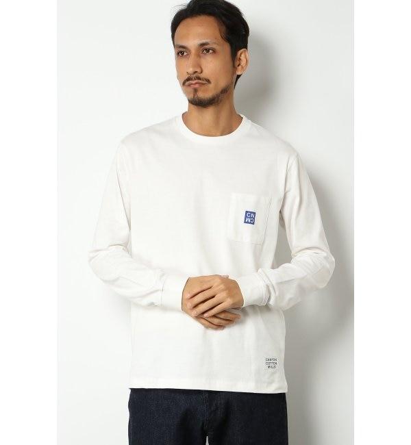 【イッカ/ikka】 CCM ワンポイントTシャツ