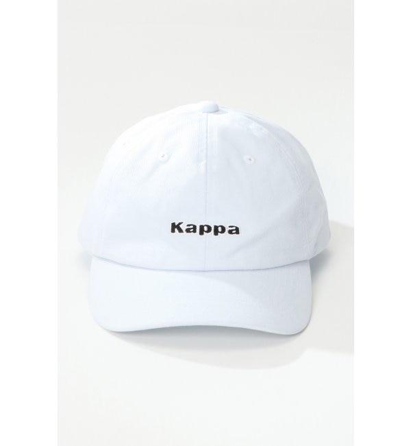 【イッカ/ikka】 Kappa カッパ ツイルローキャップ