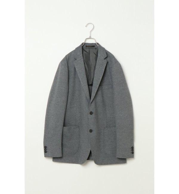 メンズファッションの一押し|【イッカ/ikka】 GP カルゼジャージジャケット
