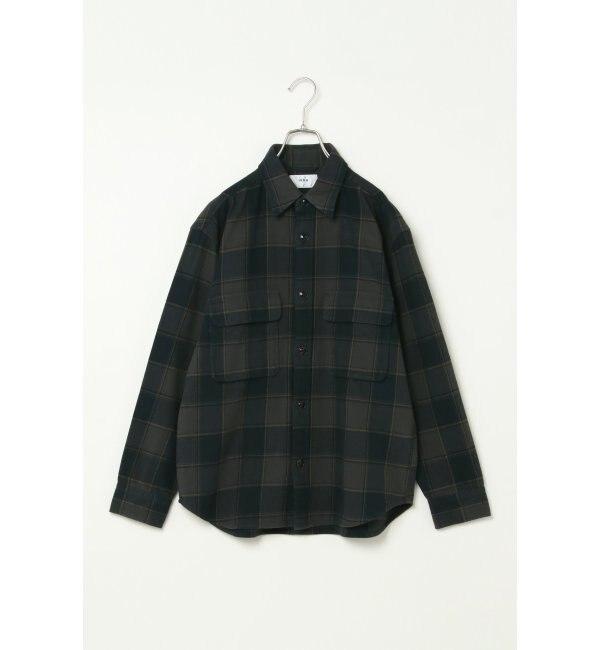 【イッカ/ikka】 CPOチェックシャツ
