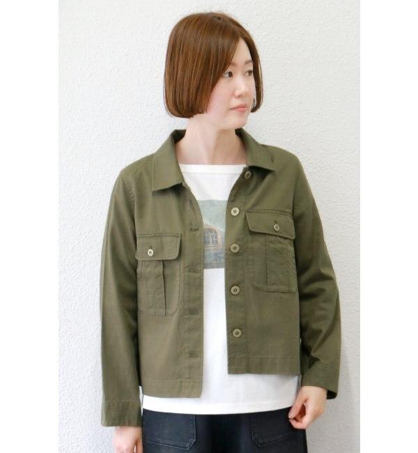 【エルビーシーウィズライフ/Lbc with Life】 Wポケットシャツジャケット