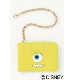 【ヴァンスシェアスタイル/VENCE share style】 【WEB限定】Disney ディズニーモンスターズインクフェイスパスケース [送料無料]