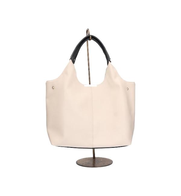 【ブリジットバーキン/Bridget Birkin】 【Bridget Birkin SELECT】裏地花柄 手提バッグ