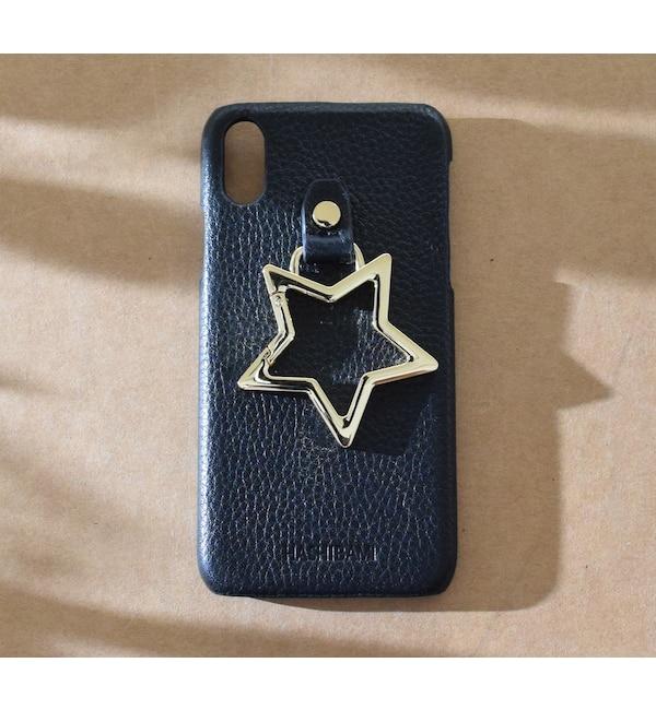 【ブリジットバーキン/Bridget Birkin】 【HASHIBAMI】Big Star iPhonecase 【ビッグスター アイフォンケース】※iPhone X用