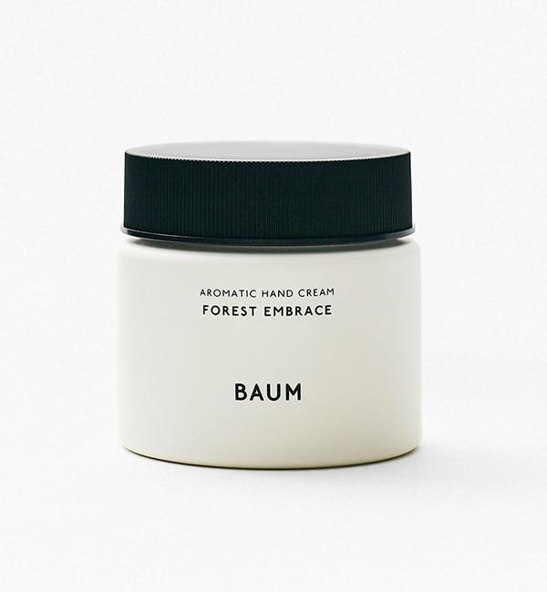 【バウム/BAUM】 バウム アロマティック ハンドクリーム 2(L) フォレスト エンブレイス (レフィル)(150g)