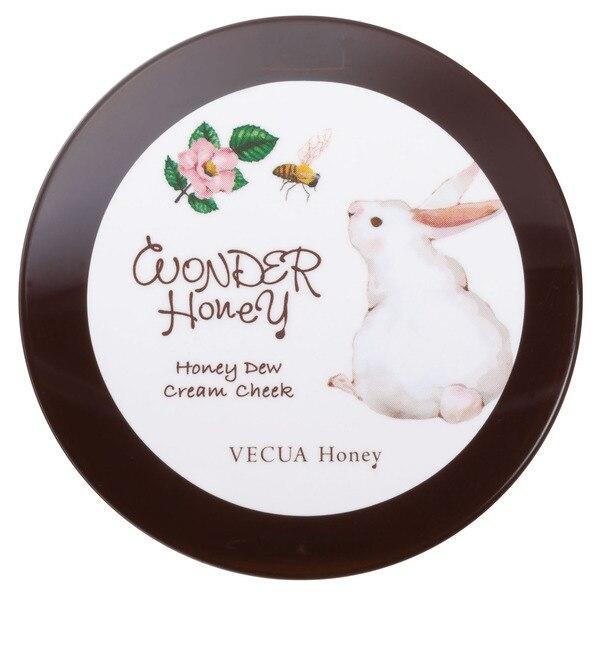 【ベキュアハニー/VECUA Honey】 蜜頬白うさぎチーク お花の冠 [3000円(税込)以上で送料無料]