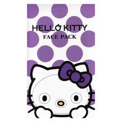 【アットコスメストア オンライン/@cosme store online】 HELLO KITTY なりきりフェイスパック ラベンダーの香り [3000円(税込)以上で送料無料]