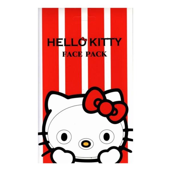 【アットコスメストア オンライン/@cosme store online】 HELLO KITTY なりきりフェイスパック バラの香り [3000円(税込)以上で送料無料]