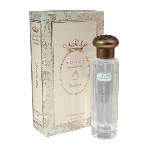 【アットコスメストア オンライン/@cosme store online】 トラベルフレグランススプレー ジュリエッタの香り [送料無料]