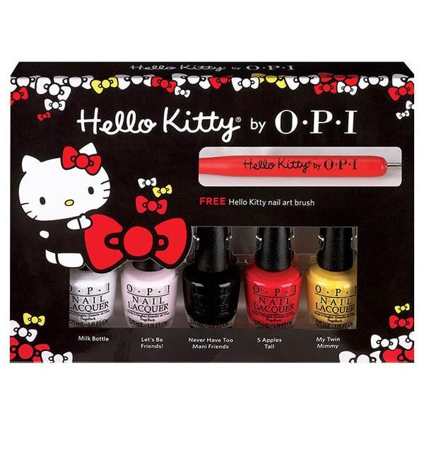 【アットコスメストア オンライン/@cosme store online】 Mini 5pk Hello Kitty Friend Pack [送料無料]