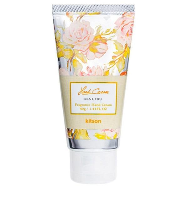 【アットコスメストア オンライン/@cosme store online】 キットソン ハンドクリーム シトラスフローラルの香り「MALIBU」 [3000円(税込)以上で送料無料]