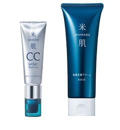 【アットコスメストア オンライン/@cosme store online】 米肌(MAIHADA) ツヤ肌毛穴カバーセット [送料無料]