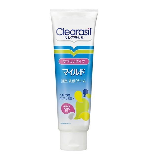 【アットコスメストア オンライン/@cosme store online】 クレアラシル 薬用洗顔クリームマイルドタイプ (120g)