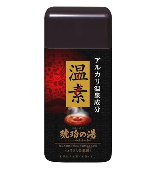【アットコスメショッピング/@cosme SHOPPING】 温素 温素 琥珀の湯 (600g)