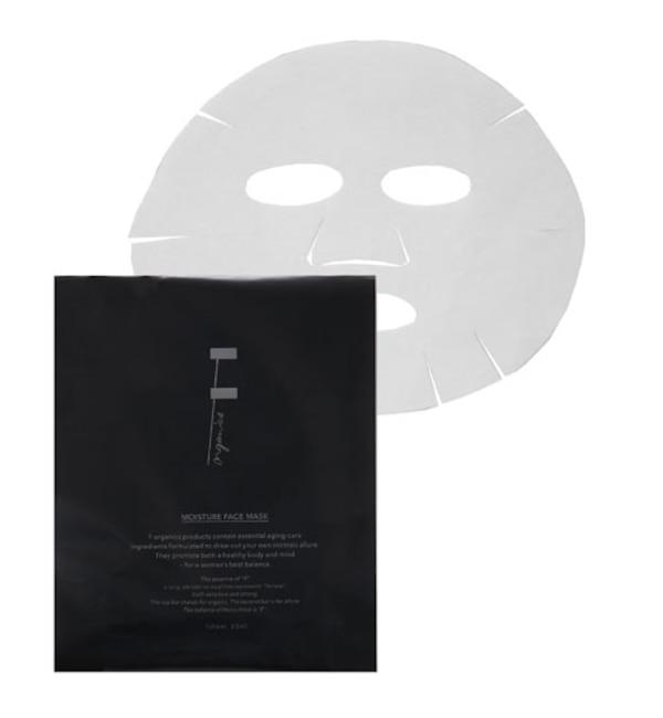 アイルミネで買える「【エッフェ オーガニック/F organics】 モイスチャーフェイスマスク(23mL×1枚入)【F organics】」の画像です。価格は880円になります。