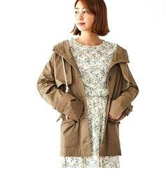 【フラワー/flower】 parachute coat ?パラシュートコート [送料無料]