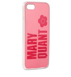 【マリークヮント/MARY QUANT】 MQロゴプリント モバイルケース for iPhone7 [3000円(税込)以上で送料無料]