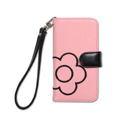 【マリークヮント/MARY QUANT】 エンブロデイジーアイコン モバイルケース for iPhone7 [送料無料]