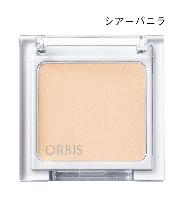 【オルビス/ORBIS】 ORBIS マルチクリームアイカラー(ケース入り) シアーバニラ
