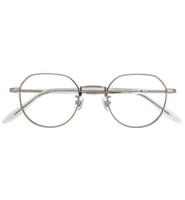 【ゾフ/Zoff】 【ルミネ店舗限定商品】Luffy メタル メガネ [送料無料]