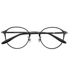【ゾフ/Zoff】 【ルミネ店舗限定商品】Luffy ヴィンテージ チタン ボストン 眼鏡 [送料無料]