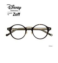 モテ系メンズファッション|【ゾフ/Zoff】 Disney ヴィンテージ・シリーズ ラウンドコンビ メガネ [送料無料]
