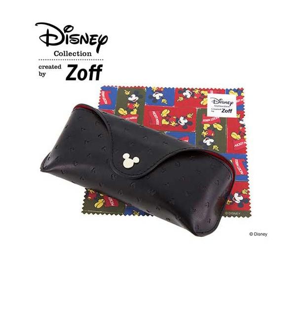 【ゾフ/Zoff】 Disney(ディズニー) ヴィンテージ コレクション 眼鏡 / サングラス ケース [3000円(税込)以上で送料無料]