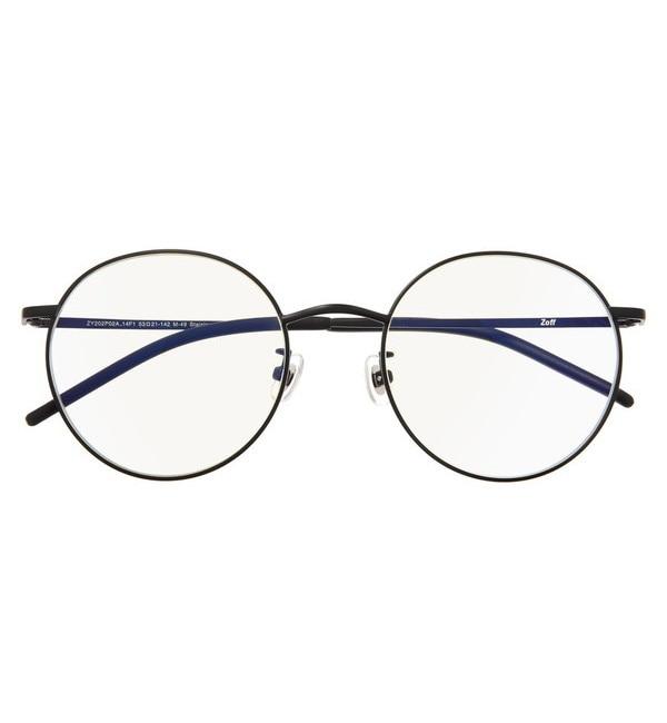 【ゾフ/Zoff】 ボストン型 PCメガネ|Zoff PC REGULAR TYPE(ブルーライトカット率約35%)