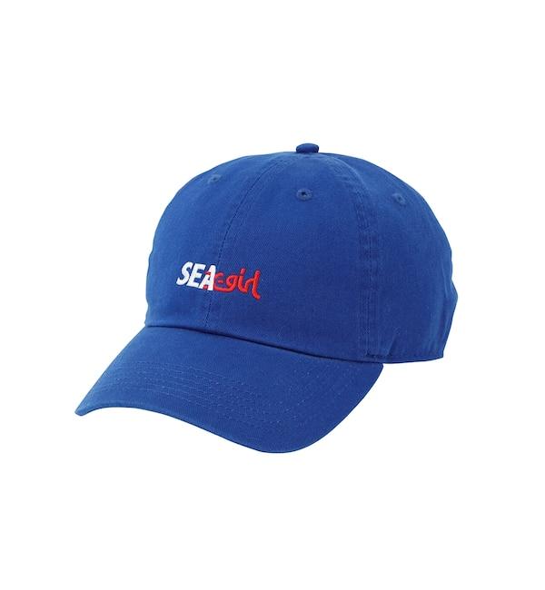 【エックスガール/X-girl】 X-GIRL X WIND AND SEA CAP