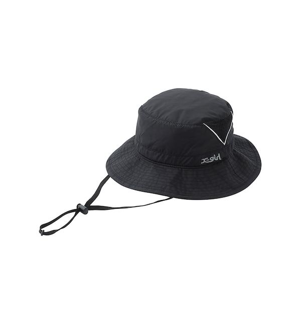 【エックスガール/X-girl】 PACKABLE HAT