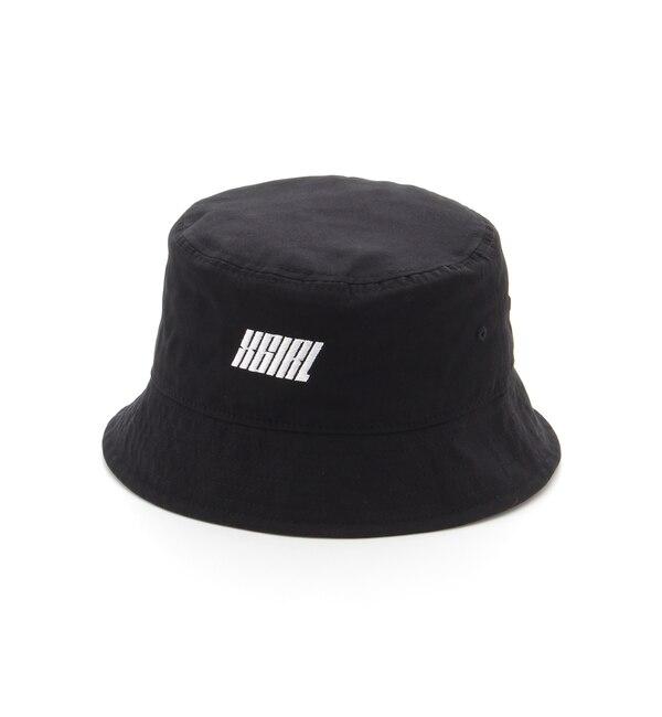 【エックスガール/X-girl】 EMBROIDERED BUCKET HAT