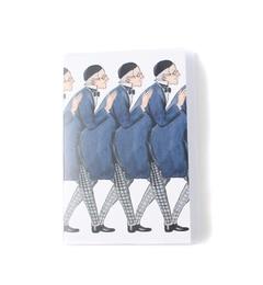 <アイルミネ> エルサ カード封筒 アンクルブルー(Elsa CARD WITH ENVELOPE uncle blue)画像