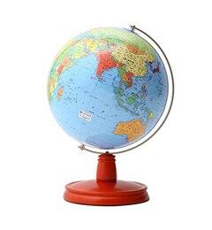 【ザ・スタディールーム/THE STUDY ROOM】 【渡辺教具製作所】卓上用地球儀WB(新地図対応) [送料無料]