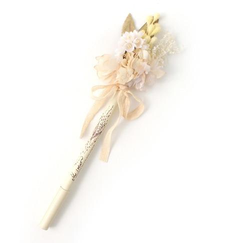 【エムスール/m.soeur】 花嫁さんのブーケボールペン [3000円(税込)以上で送料無料]