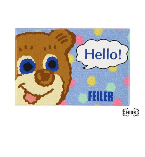 【ラブラリー バイ フェイラー/LOVERARY BY FEILER】 オールドテディ 缶マグネット (L/KOTE-30114) [3000円(税込)以上で送料無料]