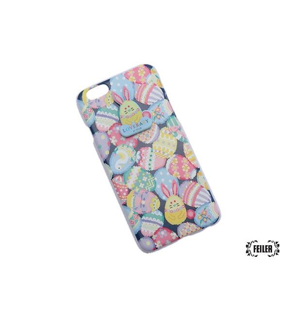 【ラブラリー バイ フェイラー/LOVERARY BY FEILER】 エッグパーティー iPhoneケース(6/6S対応) (L/AEPA-163063) [送料無料]