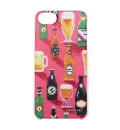 【ラブラリー バイ フェイラー/LOVERARY BY FEILER】 ラブラリーパーティー iPhoneケース(7対応) L/ALOP-173063 [送料無料]