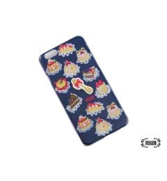 【ラブラリー バイ フェイラー/LOVERARY BY FEILER】 パティスリー iPhoneケース (6/6S対応) (L/APTS-153178) [送料無料]