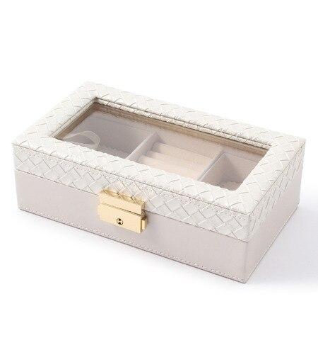 【ミロア/miroir】 窓付きジュエリーボックス [送料無料]
