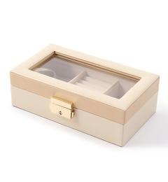 【ミロア/miroir】 窓付きジュエリーボックス [3000円(税込)以上で送料無料]