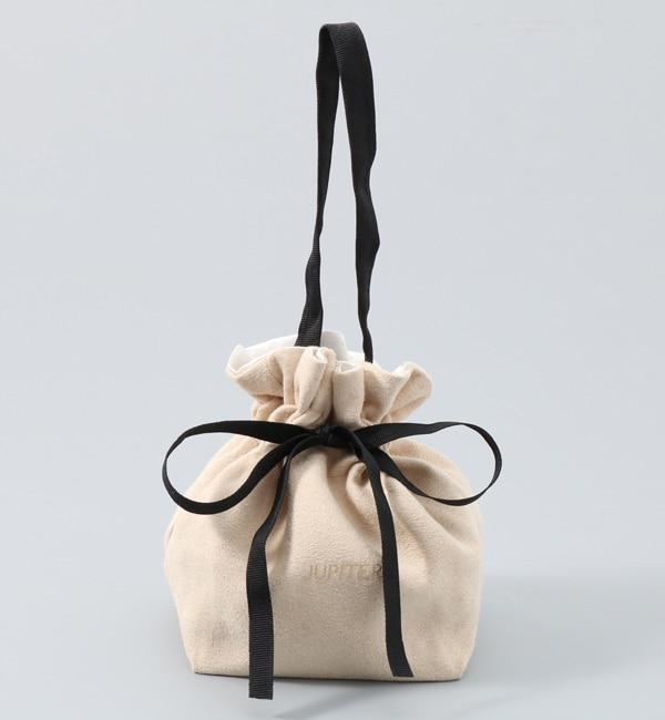 【ジュピター/JUPITER】 JUPITER巾着ショッパー