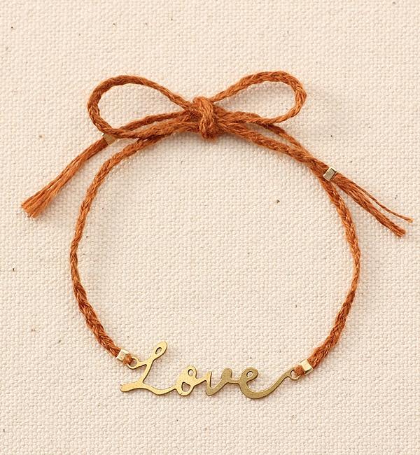 【ワームス/warmth】 Love charm ◆ Misanga [3000円(税込)以上で送料無料]
