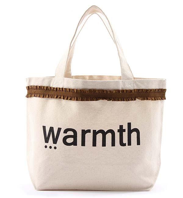 【ワームス/warmth】 warmth★Design エコBag [送料無料]