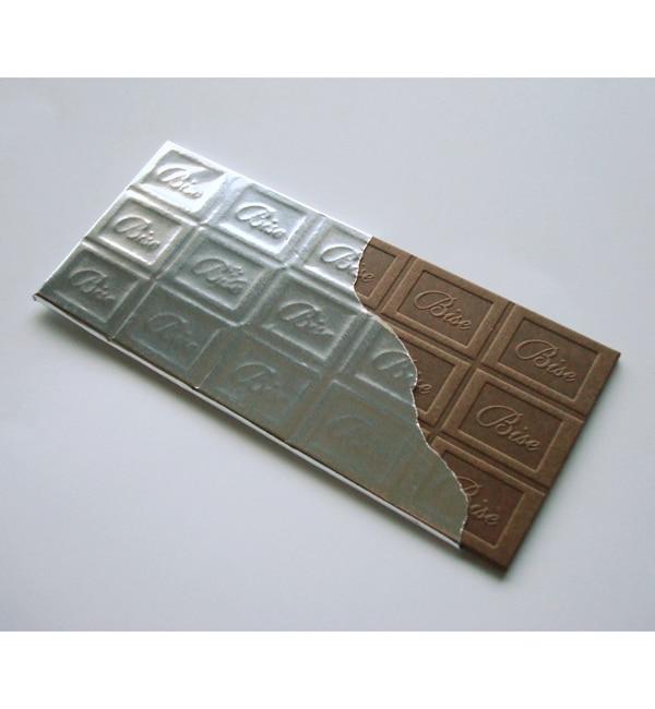 【ディーブロス/D?BROS】 チョコレートカード/ビター [3000円(税込)以上で送料無料]