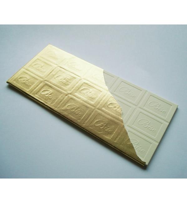 【ディーブロス/D?BROS】 チョコレートカード/ホワイト [3000円(税込)以上で送料無料]